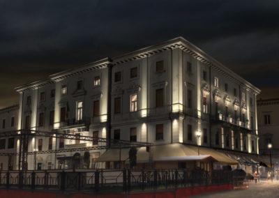 LIGHTING DESIGN Hotel 4 Stagioni Stefano Scarani Designer 198