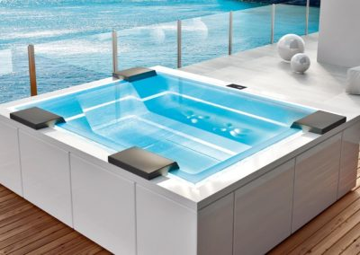 ARCHI-POINT.com vende TREESSE mini piscine